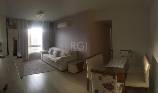 Apartamento à venda com 3 dormitórios em Jardim carvalho, Porto alegre cod:LI50879298 - Foto 2