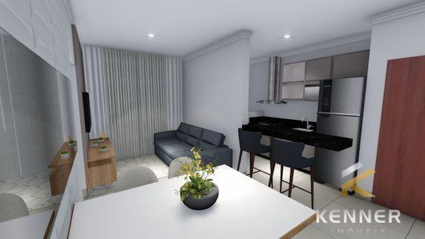 Apartamento à venda no bairro Laranjeiras - Patos de Minas/MG - Foto 3