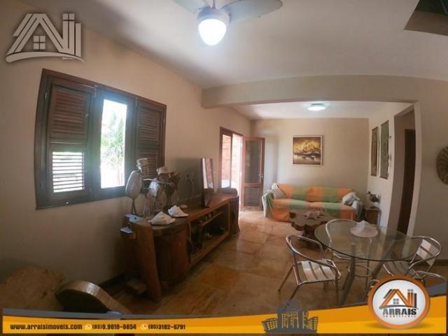 Casa com 4 dormitórios para alugar, 180 m² por R$ 3.900,00/mês - Porto das Dunas - Aquiraz - Foto 8