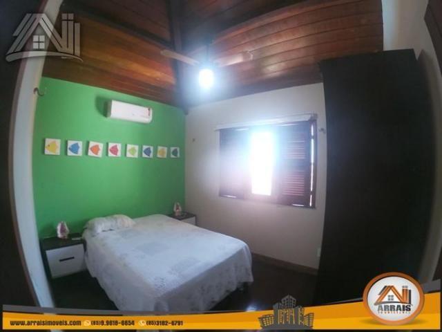 Casa com 4 dormitórios para alugar, 180 m² por R$ 3.900,00/mês - Porto das Dunas - Aquiraz - Foto 13