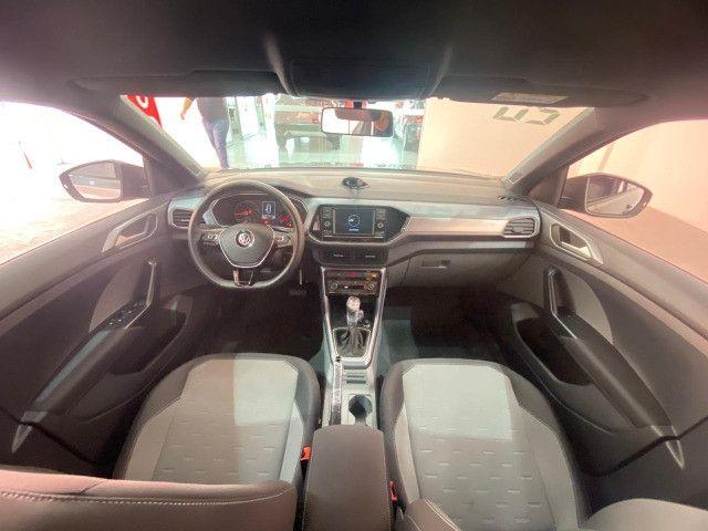 Nova VW Tcross 1.0 TSI com Somente 18.500 km rodados - Foto 8