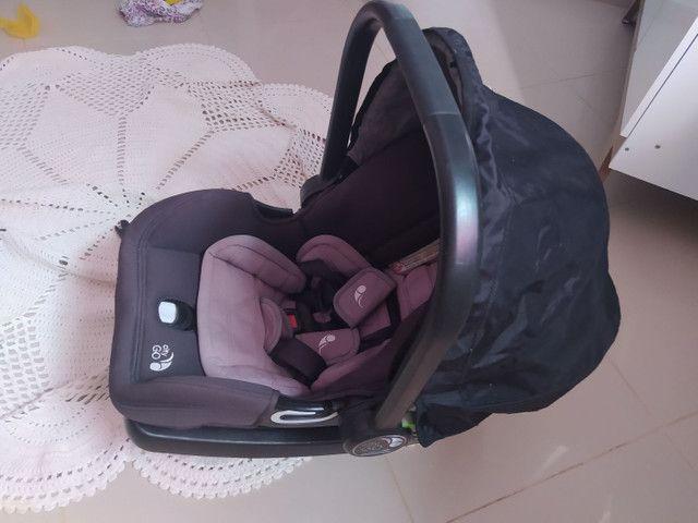 Bebê conforto city Go by baby jogger