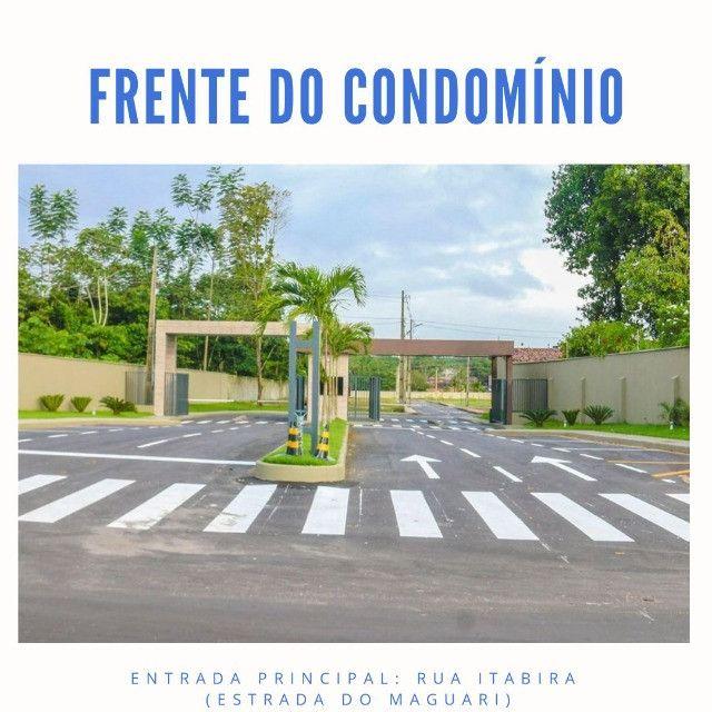 Vendo um terreno no condomínio Ville france