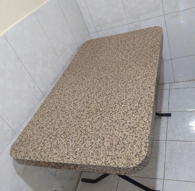 Mesa de cozinha pronto para retirada HOJE