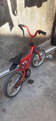 Bicicleta infantil  R$ 75  - Foto 2
