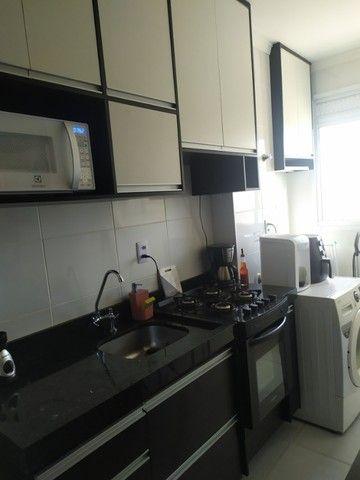 Apartamento Condominio Chapada das Oliveiras Planejado e Mobiliado - Foto 10