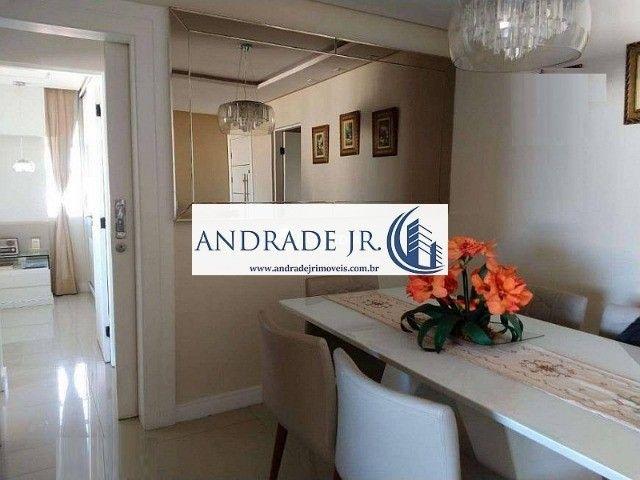 Apartamento nascente, ventilado e reformado no bairro de Fátima em ótima localização - Foto 3