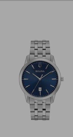 Relógio bulova original nunca usado