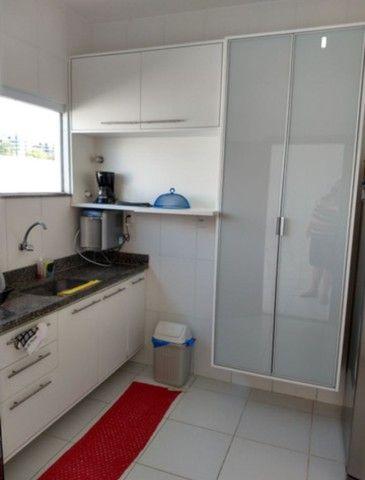 Casa 4/4, Semi mobiliada em cond fechado na Praia de Buraquinho em Lauro de Freitas - Foto 12