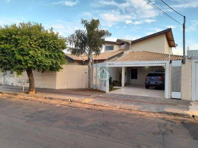 Casa com 4 dormitórios à venda - Vila Taveirópolis - Campo Grande/MS - Foto 2