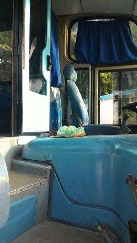 Excelente ônibus motor dianteiro - Foto 5