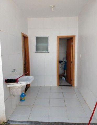 Casa 4/4, Semi mobiliada em cond fechado na Praia de Buraquinho em Lauro de Freitas - Foto 9