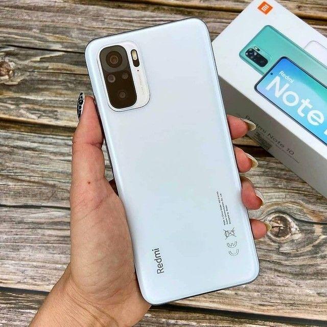 Redmi Note 10 128GB - Lacrados Garantia de 90 dias - Foto 2