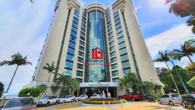 Flat Mobiliado com Vista p Rio no Tropical Hotel 6 Andar - Foto 9