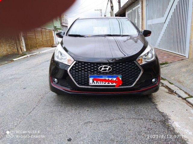 Hyundai  Hb20 Premium 1.6 Automático, Couro  2015  Ocasião !!!!!!!! - Foto 2