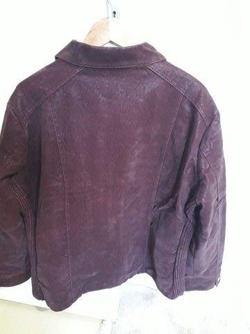 Jaqueta de couro . - Foto 2