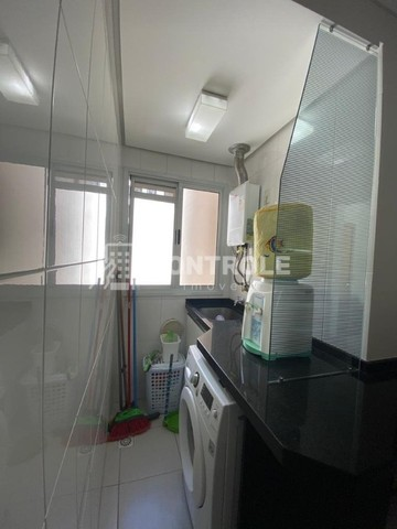 (Ri)Excelente apartamento com area de lazer completa e 3 vagas de garagem em Barreiros. - Foto 14