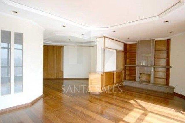 Apartamento para alugar com 4 dormitórios em Itaim bibi, São paulo cod:SS13456 - Foto 2