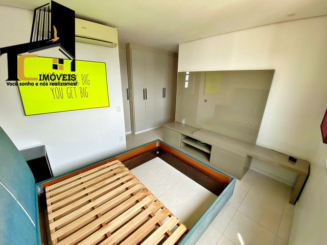 Apartamento Semi Mobiliado - Residencial Autentic - Foto 9