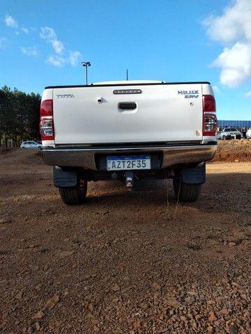 Toyota/Hilux Cd Srv 4x4 2015 - Foto 6