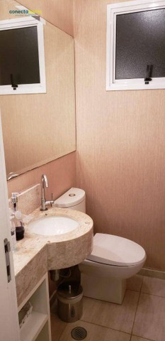 Apartamento com 164 m², 4 dormitórios e 3 Vagas no Tatuapé - Foto 20