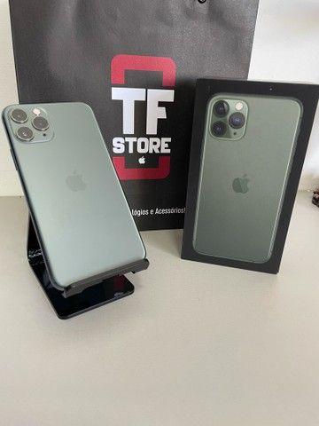 Iphone 11pro 64gb verde militar
