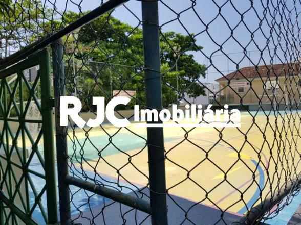 Apartamento à venda com 3 dormitórios em Laranjeiras, Rio de janeiro cod:MBAP33323 - Foto 19