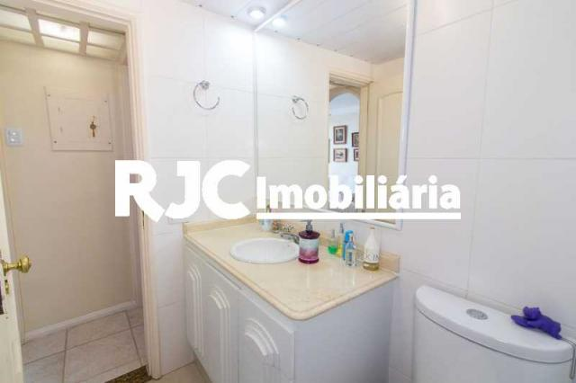 Apartamento à venda com 3 dormitórios em Laranjeiras, Rio de janeiro cod:MBAP33323 - Foto 13