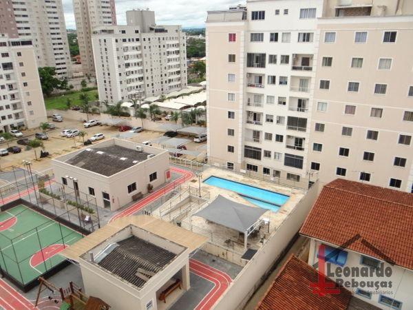 Apartamento duplex com 2 quartos no Spazio Eco Ville Araguaia - Bairro Setor Negrão de Lim - Foto 10