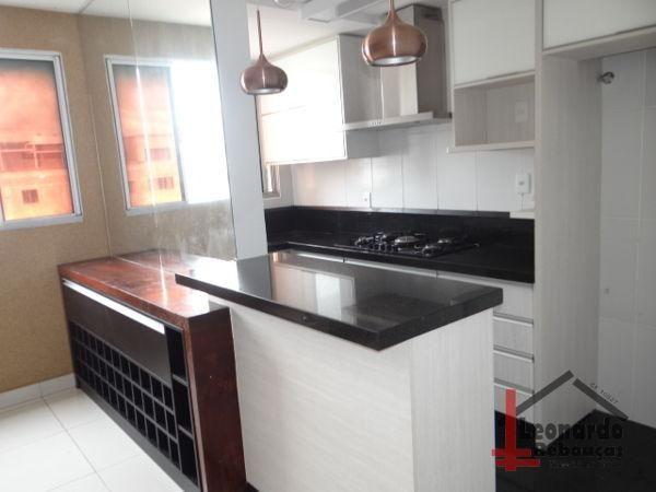 Apartamento duplex com 2 quartos no Spazio Eco Ville Araguaia - Bairro Setor Negrão de Lim - Foto 16
