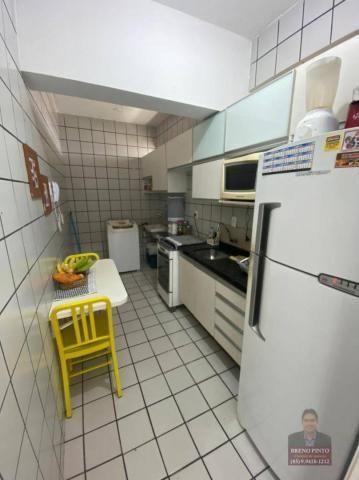 Apartamento no Condominio Ideal com 3 dormitórios à venda, 65 m² por R$ 275.000 - Damas -  - Foto 4