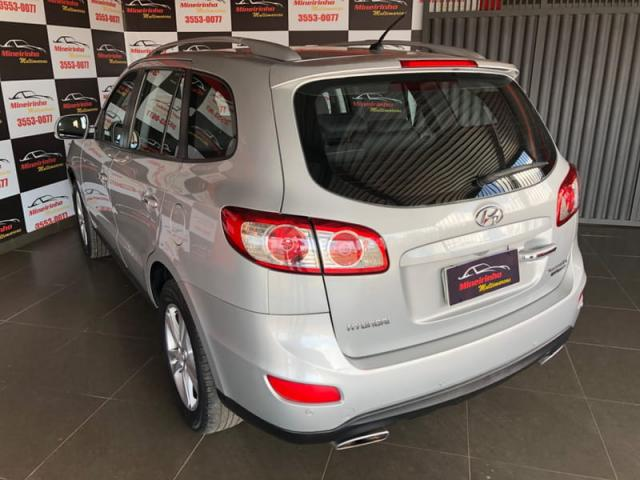 HYUNDAI SANTA FE  GLS 4WD-AUT 3.5 V6 GAS IMP 4P - Foto 9