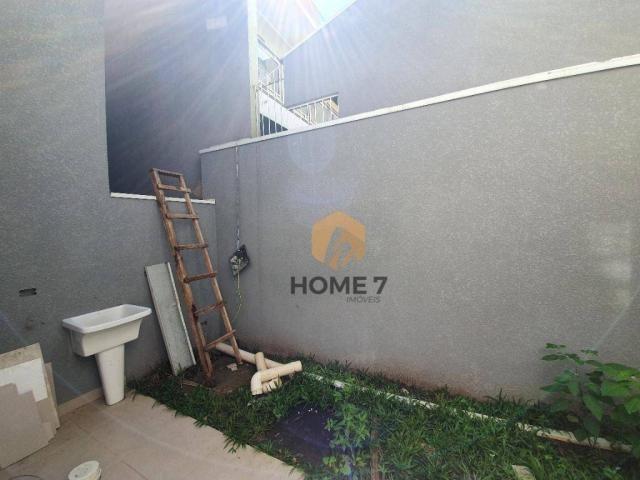 Sobrado à venda, 119 m² por R$ 470.000,00 - Sítio Cercado - Curitiba/PR - Foto 17