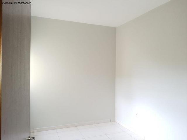 Casa para Venda em Várzea Grande, Jardim Eldorado, 2 dormitórios, 1 banheiro, 2 vagas - Foto 7