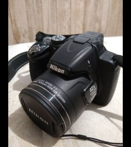 Câmera profissional e boa