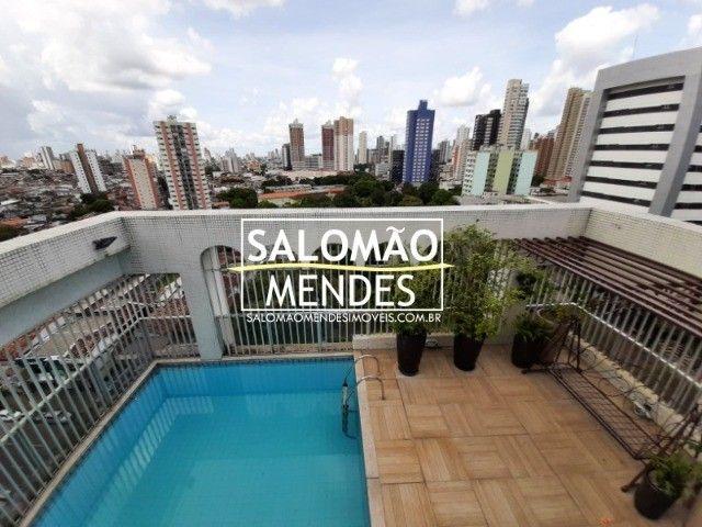 Cobertura duplex 500 m² no Umarizal, piscina 05 quartos, 5 vagas, 4 suítes - Foto 5