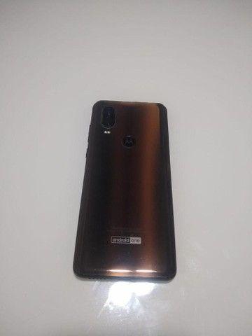 Celular Moto one vision 128gb - Foto 2