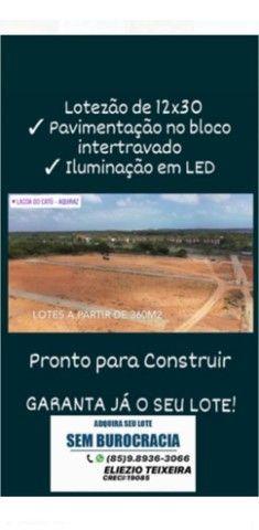 Loteamento residencial CATU - as margens da CE 040 !! - Foto 3