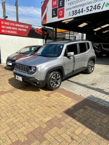 Jeep Renegade 1.8 16V Longitude 4P