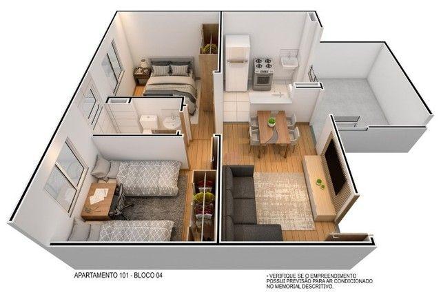 MF- Pontal do atalaia. Apartamento Excelente. Belíssimo para sua família ! - Foto 3