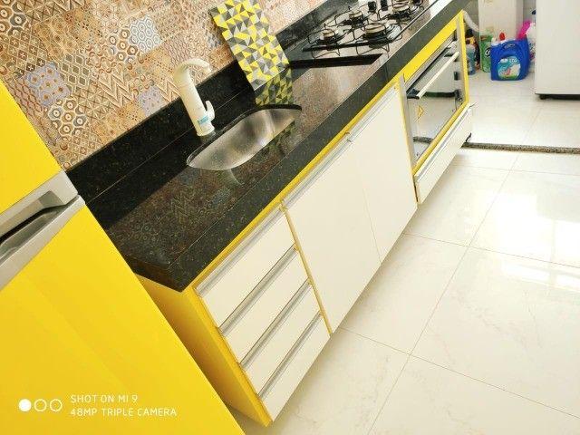 Apartamento em Jardim Limoeiro, 2 quartos, Porcelanato, Armários, Pronto para Morar - Foto 2