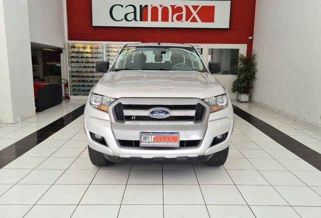 Ford Ranger (Cabine Dupla) Ranger 2.5 XLS CD (Flex) - Foto 2