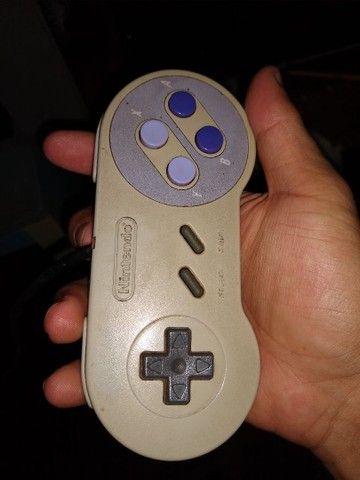 Super Nintendo conservado - Foto 6