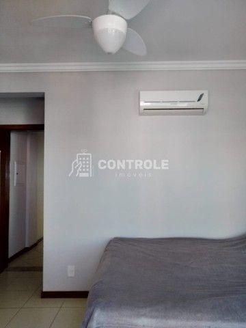 (Ri)Ótimo apartamento vista mar, 101m2 com 3 dormitórios sendo 1 suíte em Barreiros - Foto 15