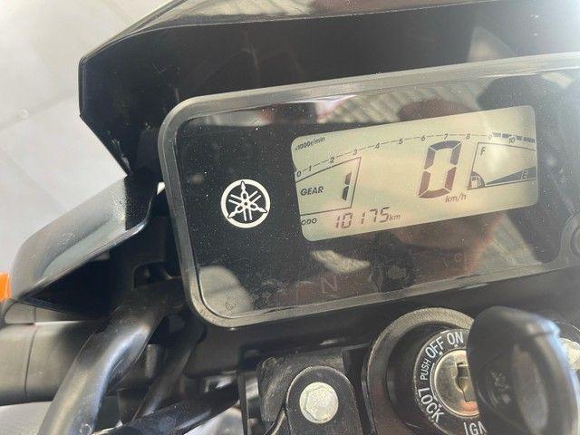Moto Yamaha factor 125cc 2021 revisada na autorizada  - Foto 2