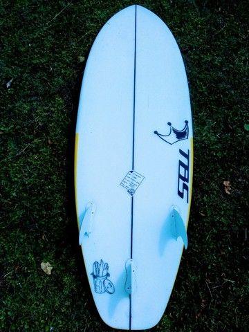 """Prancha de surf 5.8"""" TBS 27 litros - Foto 2"""