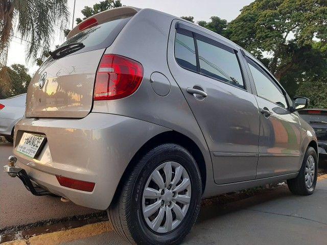 VW Fox 2013 1.0 Flex Completo Troco Carro Moto Financio - Foto 7