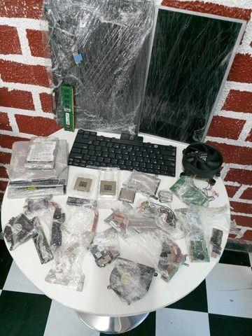 Vendo kit de várias peças p notebook e pc