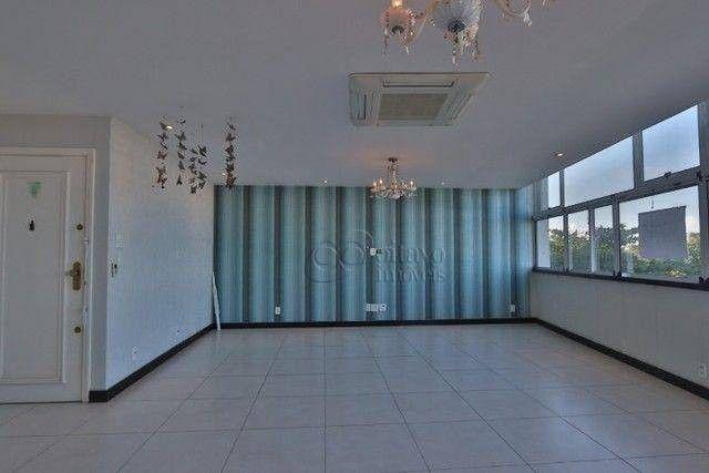 Atlantica Posto 5, vista panoramica 200m2 reformado salão duplo 3 quartos suite dependenci - Foto 4