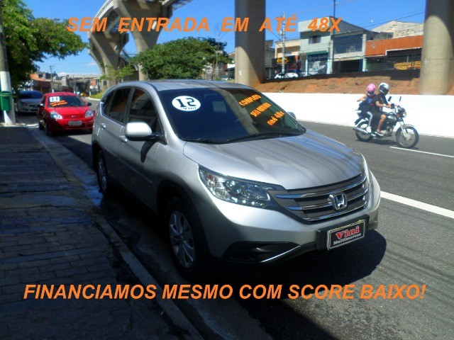 Honda Cr-V Lx 2.0 Automática 2012/2012